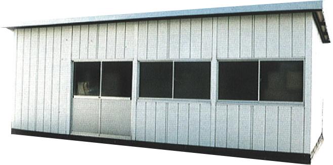 ウレタン付鉄板サイディング