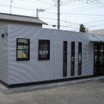 ユニットハウスは簡単設置でオシャレで省エネハウスです。